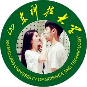 山东科技大学校徽头像