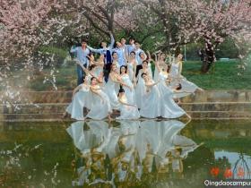 三峡大学舞蹈系2018届学子唯美毕业照
